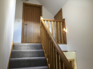 53 Sandy Lane Gable Staircase